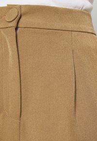 4th & Reckless - PRICKETT - Shorts - camel - 5