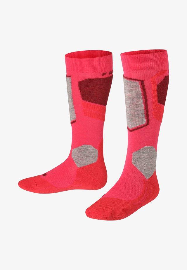 Sports socks - rose