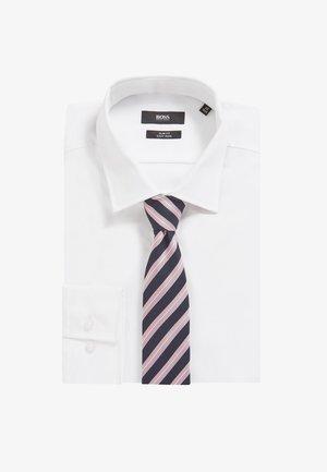 TIE 6 CM TRAVELLER - Tie - light pink