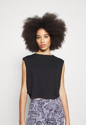 ELITE TANK - T-shirt basic - black