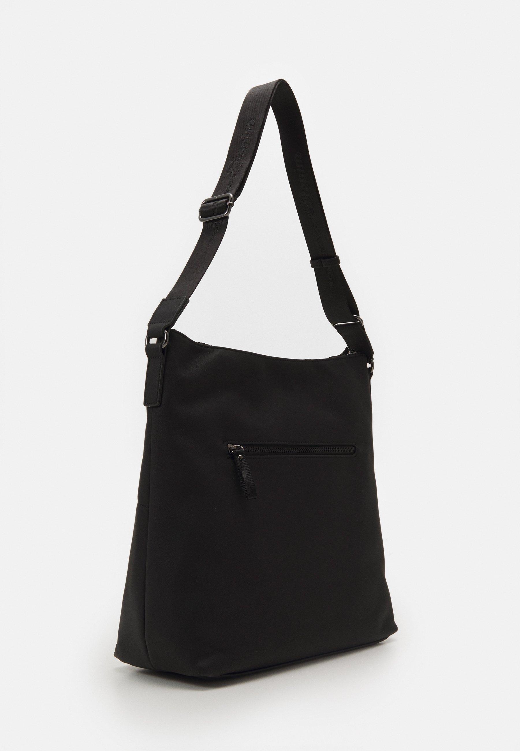 TOM TAILOR SOFT SHOPPER Shoppingveske black Zalando.no