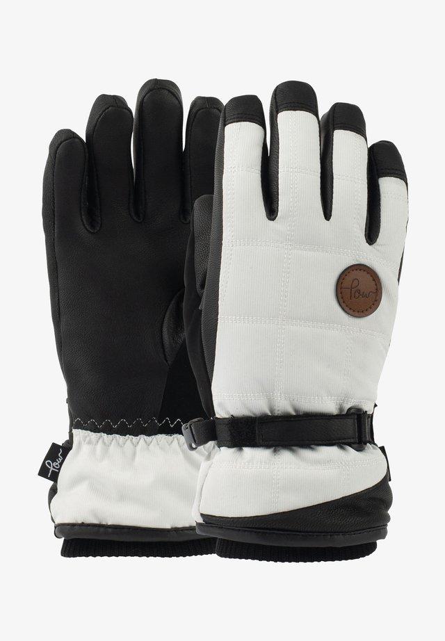 Gloves - grey
