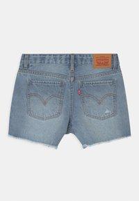 Levi's® - GIRLFRIEND SHORTY - Denim shorts - newport beach - 1