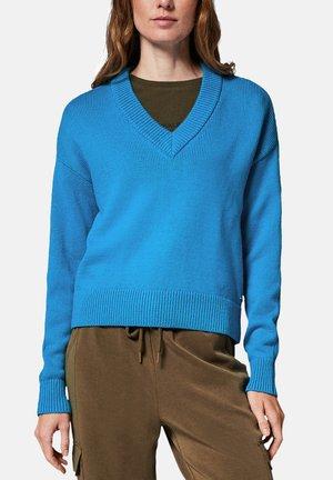 Jumper - vibrant blue