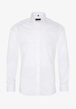 UNI STRETCH SLIM FIT - Formální košile - white