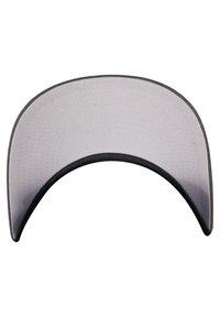 Flexfit - OMNIMESH TONE - Cap - charcoal/black - 3