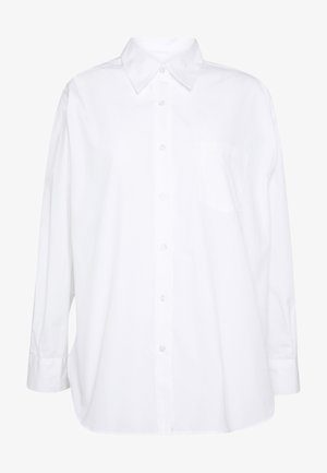 SAMMY - Button-down blouse - white