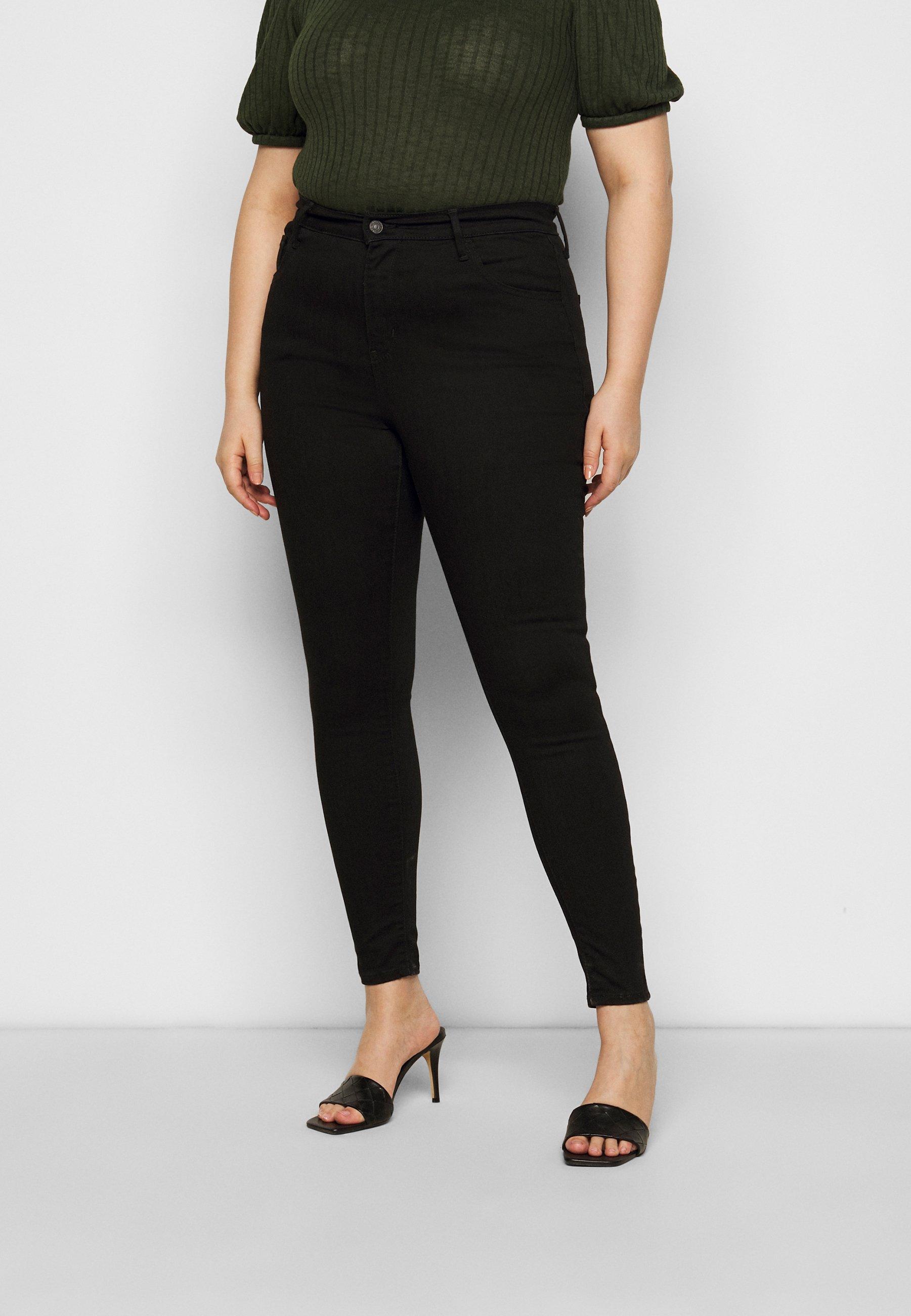 Donna 720 HIRISE SUPER SKINNY - Jeans Skinny Fit