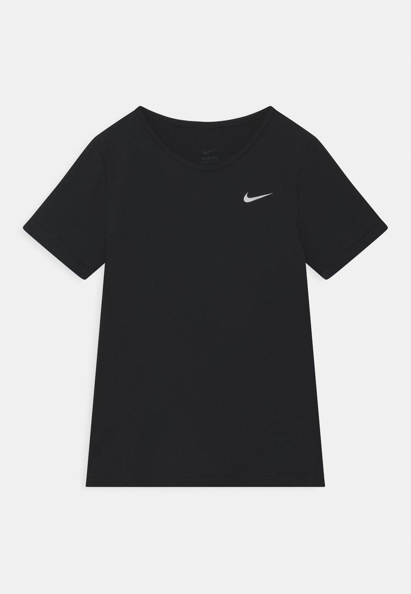 Nike Performance - Basic T-shirt - black