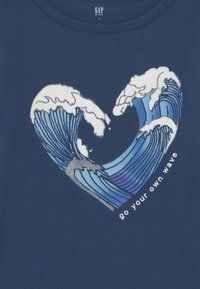 GAP - GIRL - Langarmshirt - blue shade - 2