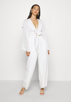 HANA  - Jumpsuit - white