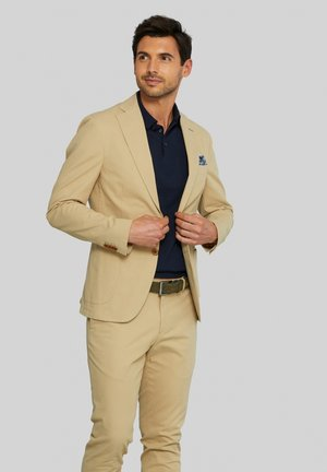ELLIOT WASHED - Suit jacket - sand
