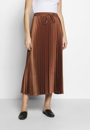 KASYAIW SKIRT - A-line skirt - cinnamon