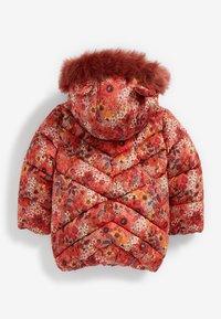 Next - Winter jacket - apricot - 1