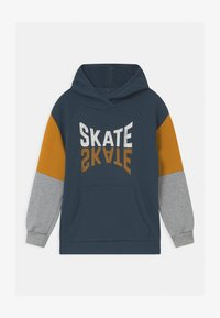 Fred's World by GREEN COTTON - SKATE HOODIE UNISEX - Mikina s kapucí - midnight - 0
