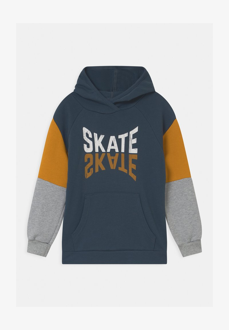 Fred's World by GREEN COTTON - SKATE HOODIE UNISEX - Mikina s kapucí - midnight