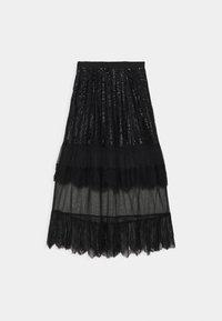 TWINSET - A-line skirt - nero - 1