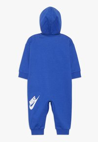 Nike Sportswear - ALL DAY PLAY COVERALL UNISEX - Jumpsuit - game royal - 1