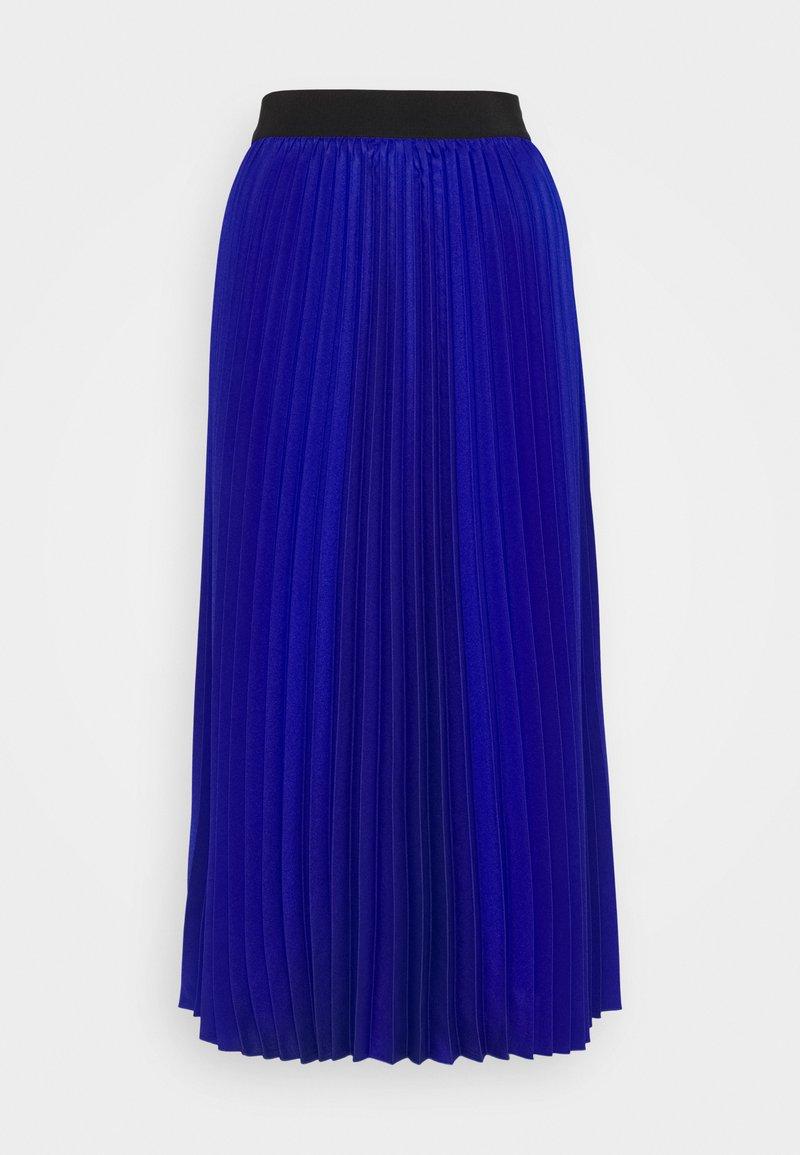 Sportmax Code - ANDORRA - A-line skirt - lichtblau