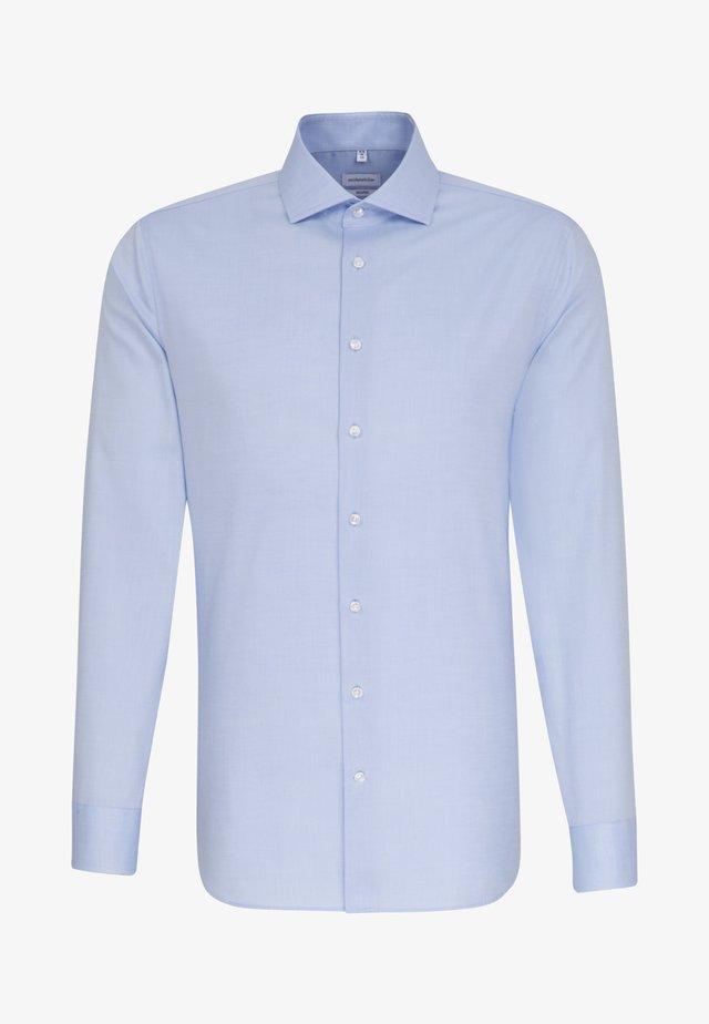 SHAPED FIT - Koszula biznesowa - blue