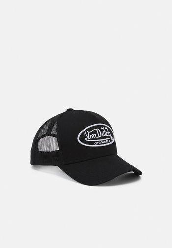 TRUCKER UNISEX - Cap - black