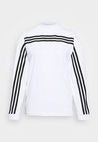 adidas Performance - Topper langermet - white/black - 5