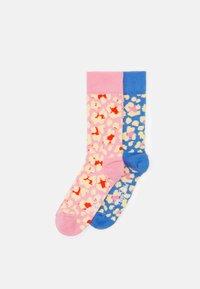 Happy Socks - ABSTRACT LEO 2 PACK - Socks - multi - 0