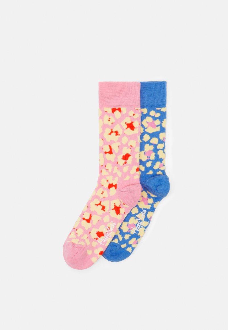 Happy Socks - ABSTRACT LEO 2 PACK - Socks - multi