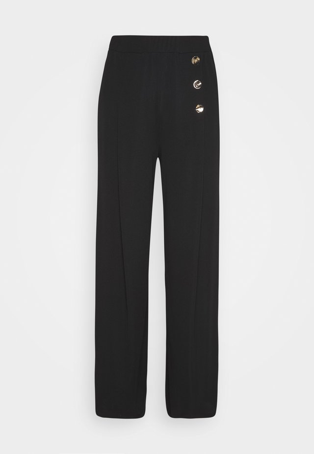 JAMIE TROUSERS - Pantaloni - schwarz