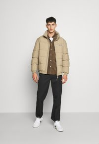 Jack & Jones - JORSPECTOR PUFFER JACKET - Winterjas - chinchilla - 1