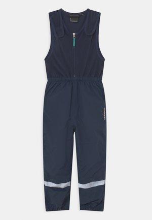 GORDON KIDS UNISEX - Rain trousers - navy