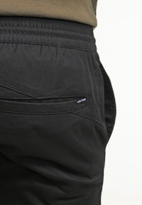 Volcom - FRICKIN SLIM FIT - Trousers - black - 5