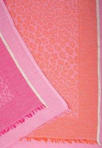 Apart - Scarf - pink-multicolor - 1