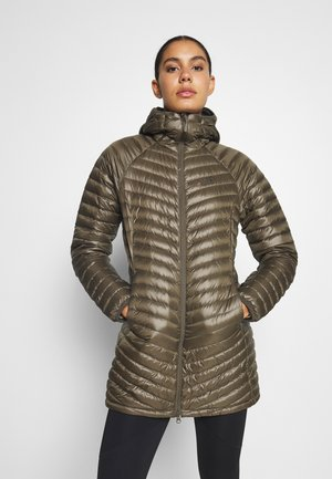 ATMOSPHERE COAT - Down jacket - granite