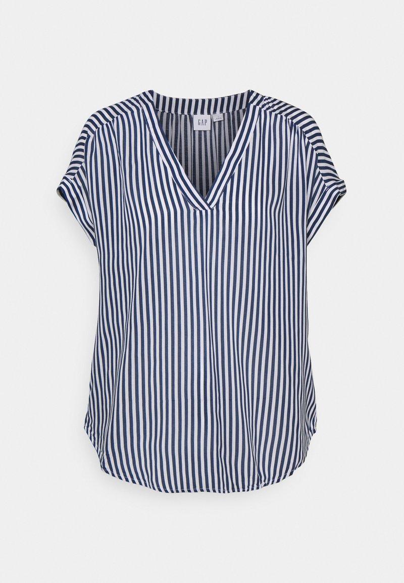 GAP - Print T-shirt - blue stripe