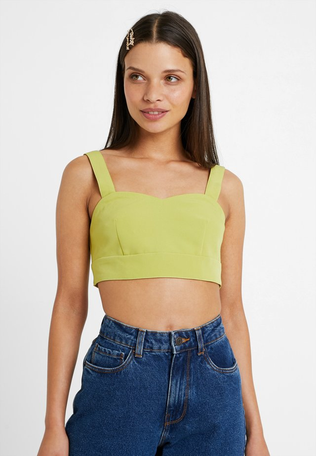 PAYNE - Blouse - lime
