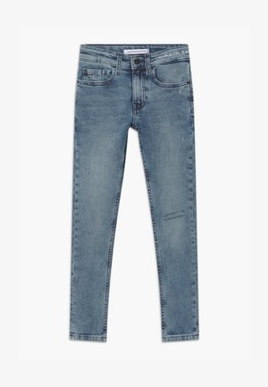 SKINNY RUGGED - Skinny džíny - blue