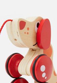 Hape - WALK-A-LONG PUPPY - Wooden toy - multi - 5