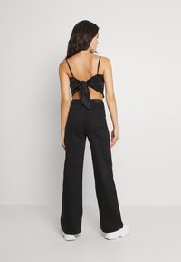 Lee - STELLA A LINE - Relaxed fit jeans - black parker - 2