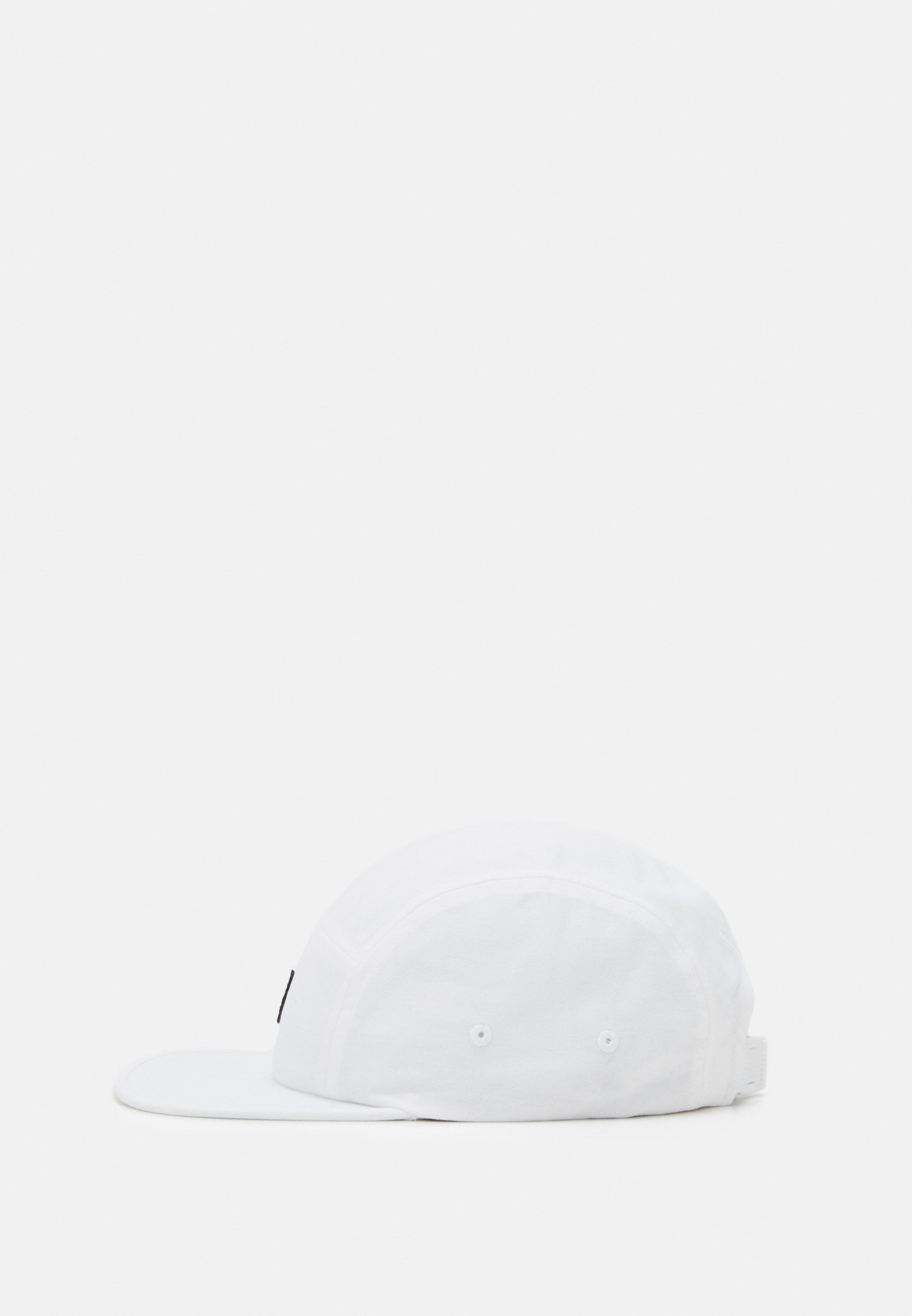Lyle & Scott Five Panel Cap - White/weiß