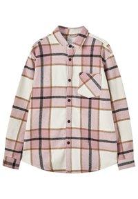 PULL&BEAR - Summer jacket - mottled pink - 0