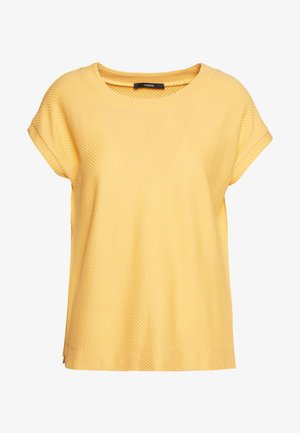 ULITA - Jednoduché triko - silky orange