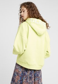 CLOSED - Hoodie - lemon peel - 2