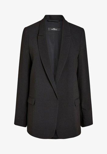 SAGE RELAXED - Cappotto corto - black