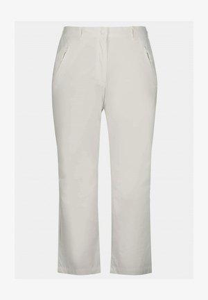 Trousers - schneeweiß