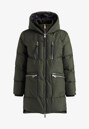 SOFIA - Winter coat - dunkelgrün