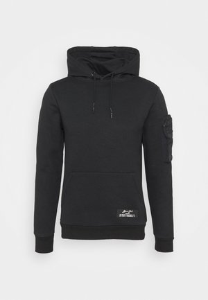 HOUDINI - Sweat à capuche - jet black