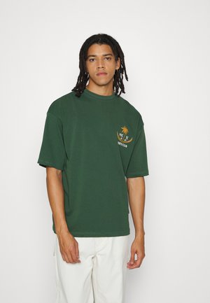 PALMA TEE UNISEX - T-shirt print - dark green