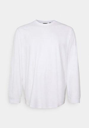 ONSMILLENIUM LIFE TEE - Long sleeved top - white