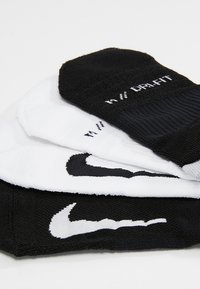 Nike Performance - UNISEX 2 PACK - Calcetines tobilleros - weiss - 2